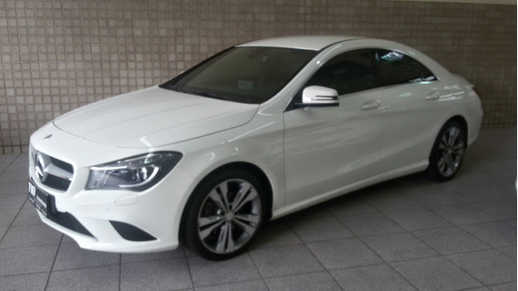 Mercedes-benz C L A 1.6 Urban Turbo 4p 2015