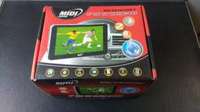 Gps Midi Md-5075 Tv Digital 5p. C/ Câmera De Ré + Acessórios