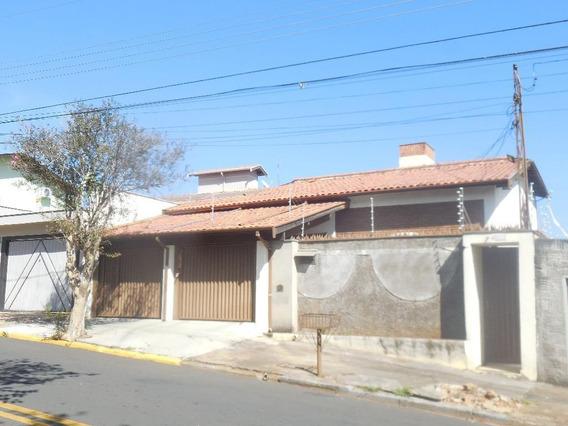 Casa Residencial À Venda, Chácara Nazaré, Piracicaba. - Ca1836
