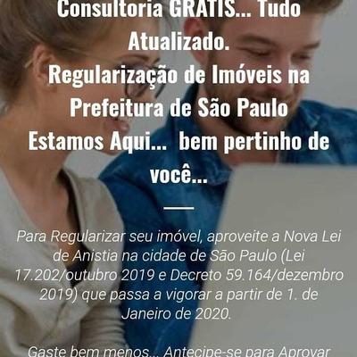 Regularização De Imóveis Na Prefeitura De São Paulo
