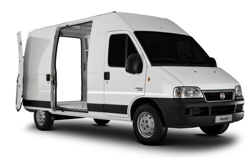 Fiat Ducato 2.3 Furgon Mjette C/abs + Aa $255.500ycuotas Arg
