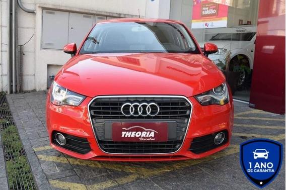 Audi A1 1.4 Tfsi Sportback 2014 C/ Sensor De Estacionamento
