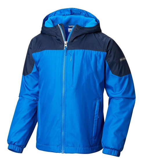 Parka Ethan Pond Jacket Azul Columbia
