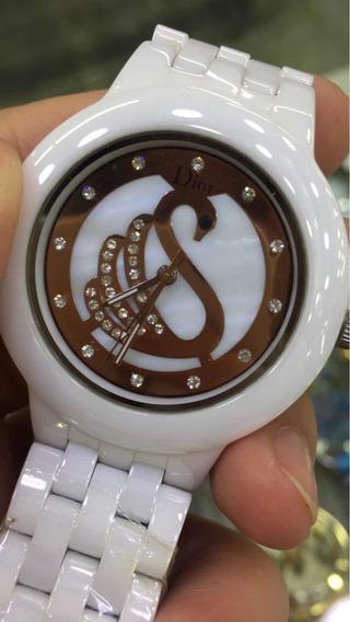 Relógio Dior Cerâmica
