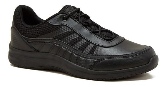 Zapato Mujer Tredsafe Merlot Ii Slip Resistant Athletic Shoe