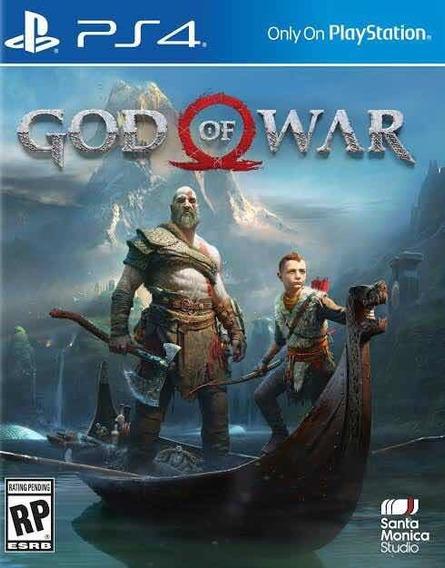 God Of War Ps4 Psn 1 Original 1 Em Português Brasil