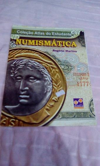 Livreto: Atlas - Numismática