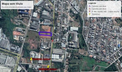 Terreno Industrial Ref: Te0014 - Te0014