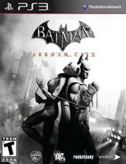 Batman Arkham City (ps3) Português Legendas Play3 Promoção