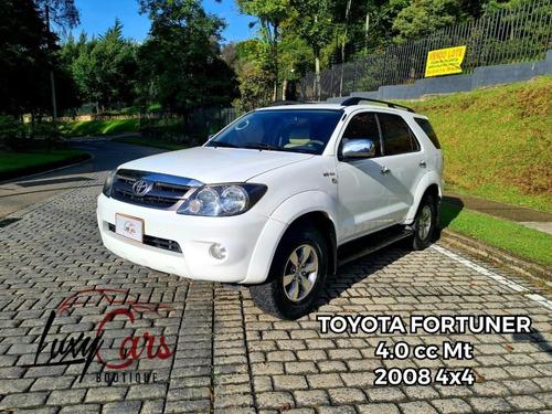 Toyota Fortuner 4.000 Mt V6 4x4 Ct