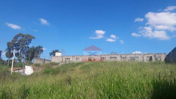 Terreno Para Alugar, 1000 M² - Remanso I - Vargem Grande Paulista/sp - Te0527