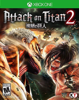 Attack On Titan 2 Xbox One ( En D3 Gamers)