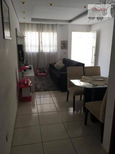 Imagem 1 de 15 de Sobrado Com 2 Dormitórios À Venda, 67 M² Por R$ 360.000,00 - Burgo Paulista - São Paulo/sp - So1880