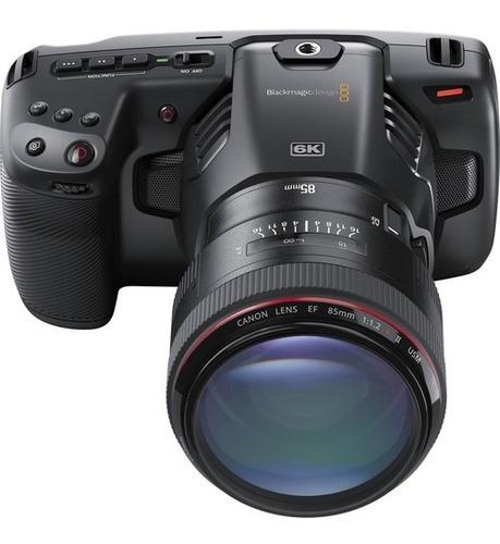 Blackmagic Pocket Cinema 6k Canon Mount Pronta Entrega