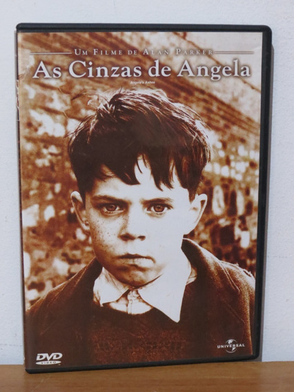 Dvd As Cinzas De Angela Alan Parker Original