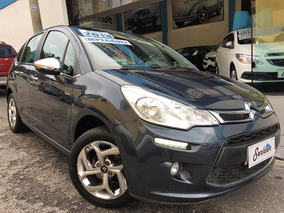 Citroën C3 Exclusive 1.6 Vti Flex 2013 - Azul