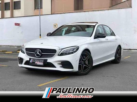 Mercedes-benz C 300 2.0 Cgi Sport 9g-tronic Gasolina 2019