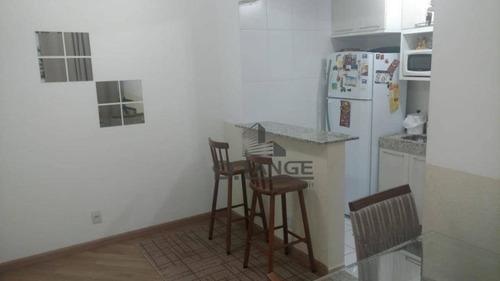 Imagem 1 de 9 de Apartamento À Venda, 48 M² Por R$ 230.000,00 - Jardim Nova Europa - Campinas/sp - Ap16873