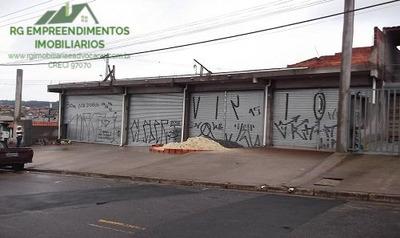 Ponto Comercial Para Alugar No Bairro Parque Santos Dumont - L016-2
