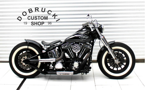 Harley Davidson Softail Fat Boy Evolution Customizada