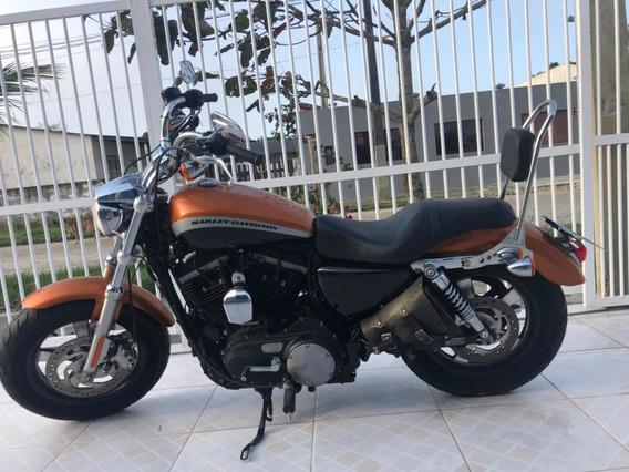 Harley-davidson Xl 1200 Ca
