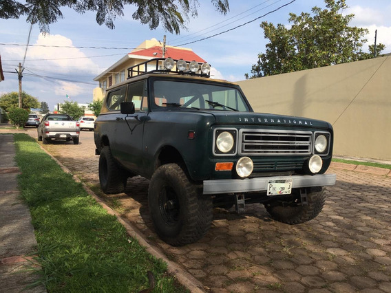 Scout International 1978 4x4