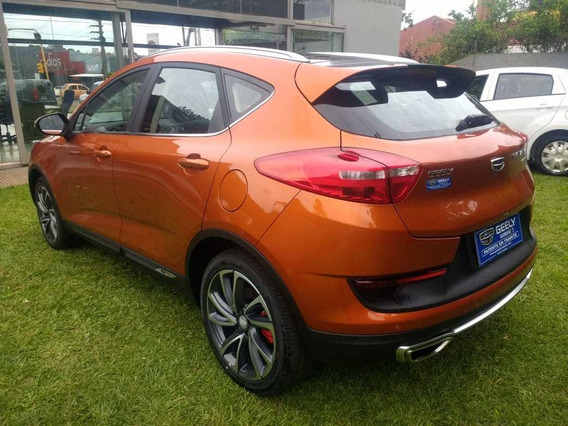 Geely Emgrand Gs Gt Executive 0km