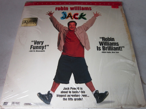 Robin Williams - Jack Ld