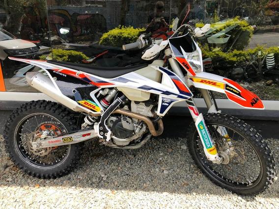 Ktm Exc-f 250 Como Nueva