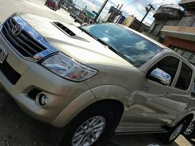 Toyota Hilux Srv 3.0 Tdi 4x4 Automatica D/c 20mil Km! Nueva!