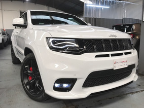 Jeep Grand Cherokee Srt 2017 Linea Nueva