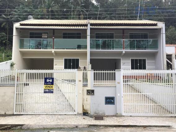 Casa Residencial À Venda, Itoupava Central, Blumenau. - Ca0768
