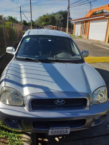 Hyundai Santa Fe Santa Fe 2003