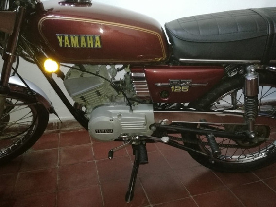 Yamaha Rx 125