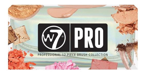 Set De Brochas W7 Pro
