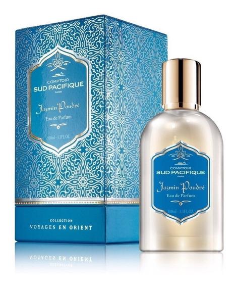 Perfume Importado Feminino Floral Jasmin Poudré 100 Ml