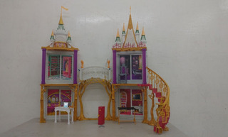 Castillo Ever After High