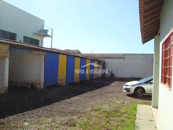 Terreno À Venda E Locação, 900 M² Por R$ 1.200.000,00 - R$ 1.200,00, Jardim São Paulo - Rio Claro/sp - Te0025