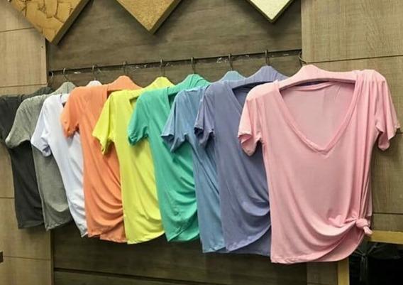 Blusa Feminina T-shirt Podrinha Mas 1 Cropped De Renda Pavão