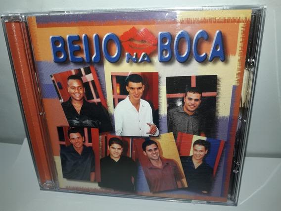 Cd Grupo Beijo Na Boca Menina Mulher Semi Novo