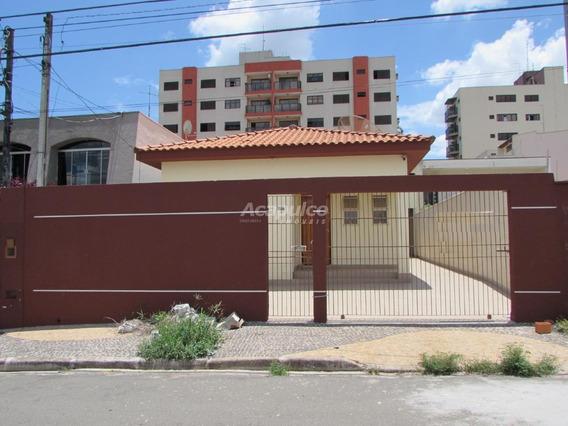 Casa Para Aluguel, 2 Quartos, 2 Vagas, Vila Santa Catarina - Americana/sp - 14276