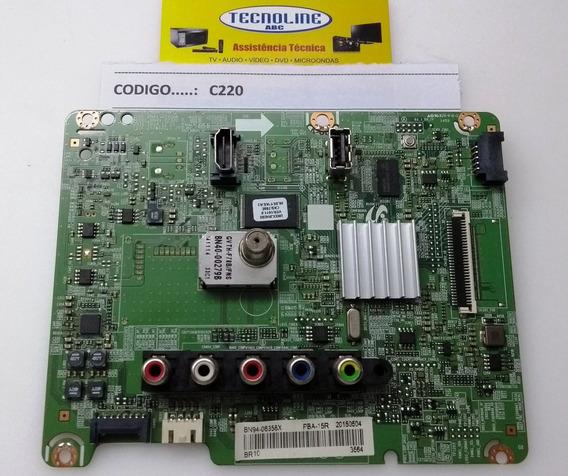 Placa Principal Samsung Un32jh4205 - Bn94-08358x Cód. C220