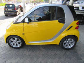 Smart Fortwo Coupe Mhd 1.0 Coupê 12v Gasolina 2p 2015