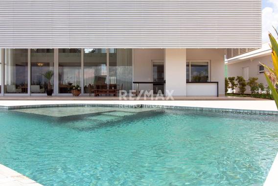 Casa De Luxo À Venda, 743 M² Por R$ 4.500.000 - Condomínio Fazenda Serrazul - Itupeva/sp - Ca6380
