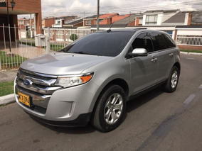 Ford Edge Limited Mt 3.5 Full Equipo (sun Roof)