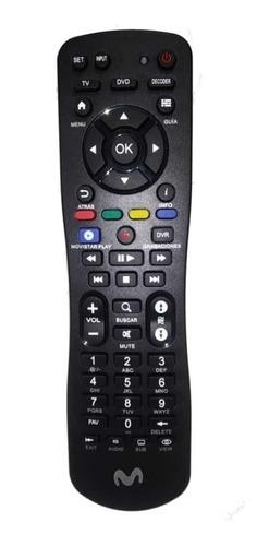 Control Remoto Movstar Tv Universal Amper Nuevos Y Original