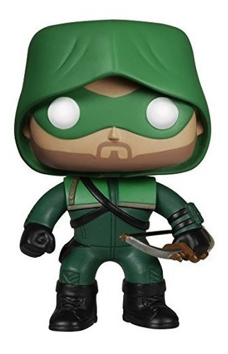 Funko Pop Tv: Arrow - La Figura De Acción .hood.