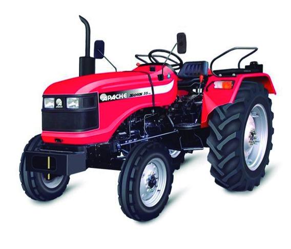 Tractor Agricola 35 Hp Diesel Apache-solis