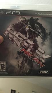Mx Vs Atv Reflex Playstation 3 Fisico Tomo Juegos. Mp Y Me