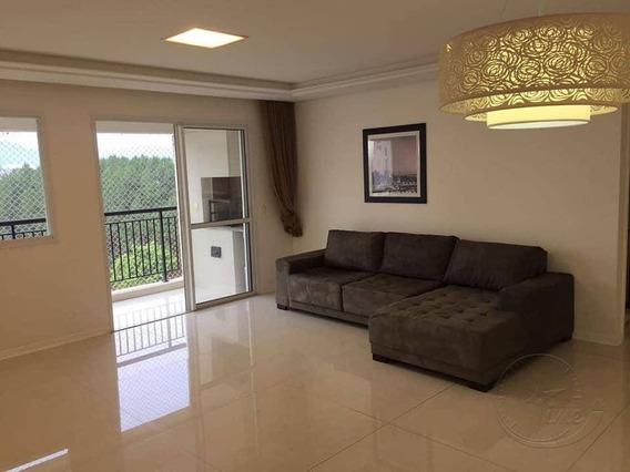 Apartamento À Venda, 94 M² Por R$ 711.000,00 - Alphaville - Santana De Parnaíba/sp - Ap1012
